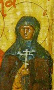 Мелания Римляныня, Вифлеемская, прп. ?>