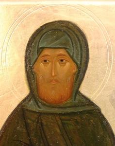 Анания Новгородский, Иконописец, прп.* ?>