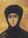 Феодосия Константинопольская, Дева, прмц.