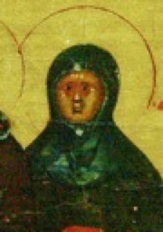 Мария Константинопольская, прп.