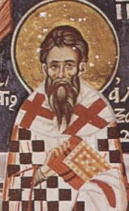 Александр Иерусалимский, сщмч. ?>