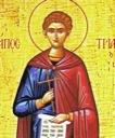 Триандафил Константинопольский, мч.*