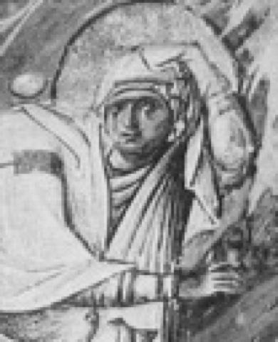 Мамелхва Персидская, мч.
