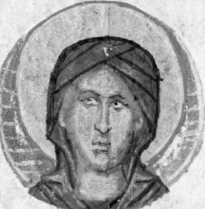 Матрона Константинопольская, прп. ?>