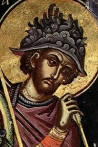 Меркурий Кесарийский, вмч. ?>