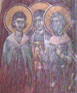 Святые мученики Ираклий, Павлин и Венедим   Православный церковный  календарь на каждый день   Православие и Мир