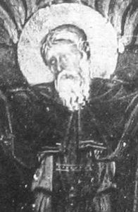 Пафнутий Тентирский, Египтянин, прмч. ?>