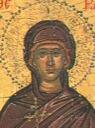 Фекла Иконийская, первомц.