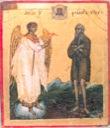 Феодор Трихина, Власяничный, прп.
