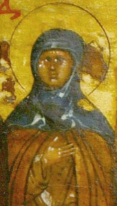 Евдокия (Ия) Римляныня, Персидская, прмц. ?>