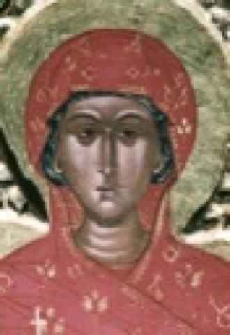 Марина (Маргарита) Антиохийская, вмц.