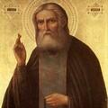 преподобный Серафим Саровский икона 2