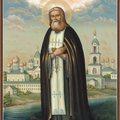 преподобный Серафим Саровский икона 3