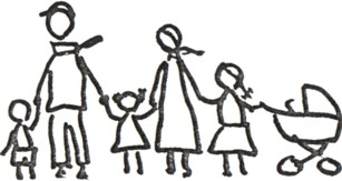 Многодетные семьи  в Пермском крае могут получить единовременную выплату за счет средств  регионального материнского капитала