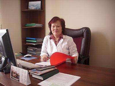 Любовь Васильевна Александрова