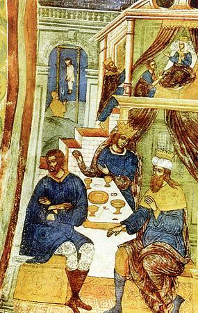 Иосиф в египетском плену
