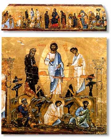 монастырь св. Екатерины XII век