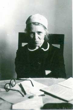 Мария Николаевна Соколова, возродившая московскую школу иконописи