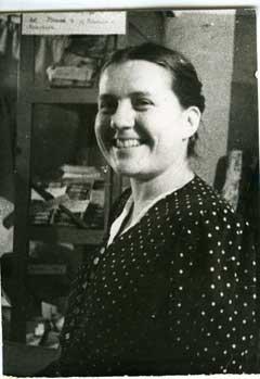 Ирина Васильевна в разные годы жизни