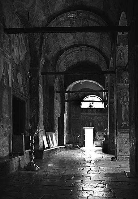 Монастырь Печка Патриаршая