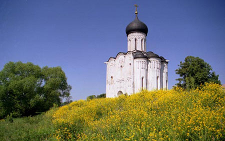 Фото: www.photorow.ru Церковь Покрова на Нерли