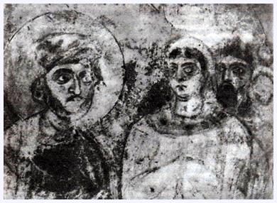 фото иконы из Владимирского собора