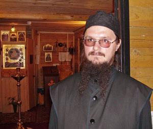 Иерей Даниил Сысоев. Фото Натальи Смирновой
