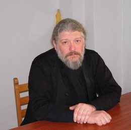 Протоиерей Алексий Уминский, настоятель храма Живоначальной Троицы в Хохлах