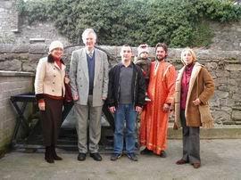 Прихожане храма св. апп. Петра и Павла в Дублине. stpeterstpaul.net