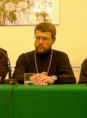 о.Георгий Завершинский. Фото: Сергей Бондаренко