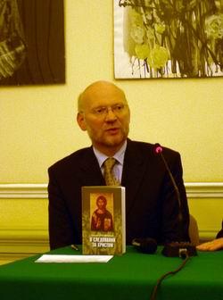 Полномочный посол Ирландии в России Джастин Харман. Фото: Сергей Бондаренко