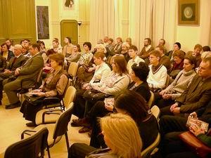 Гости вечера. Фото: Сергей Бондаренко