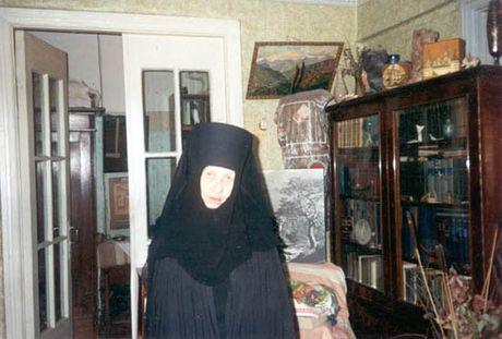 Схимонахиня Игнатия (Пузик)