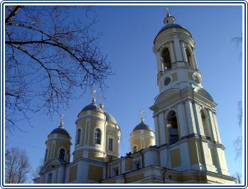 Князь-Владимирский Собор, Санкт-Петербург