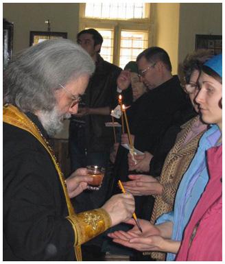 Таинство Елеосвящения, или соборование Soborovanie-2