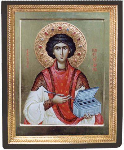 великомученик Патнтелимон