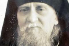Святитель Афанасий (Сахаров). Начало 1950-х гг. Фотография. Музей Данилова монастыря.