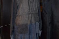 Самодельной женское платье узниц сталинских концлагерей