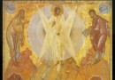Преобразившийся Христос