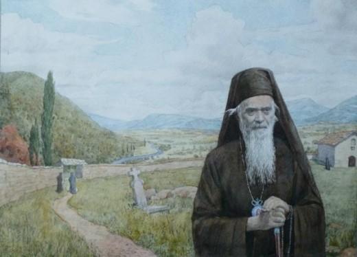 Святитель Николай Сербский: Беседа на Евангелие о сошествии Святого Духа (+АУДИО)