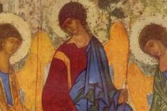 """""""…Предстоя Святей Троице"""". О передаче троичного догмата в иконах"""