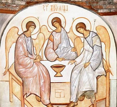 Троица: формирование догмата