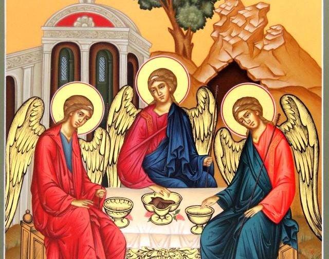 Нравственная идея догмата Пресвятой Троицы