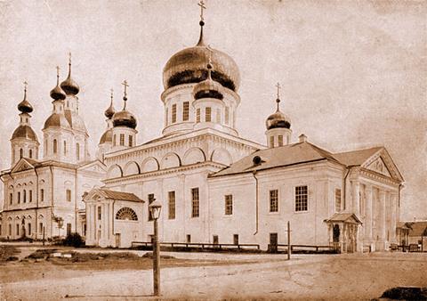 Саров в 1903 году
