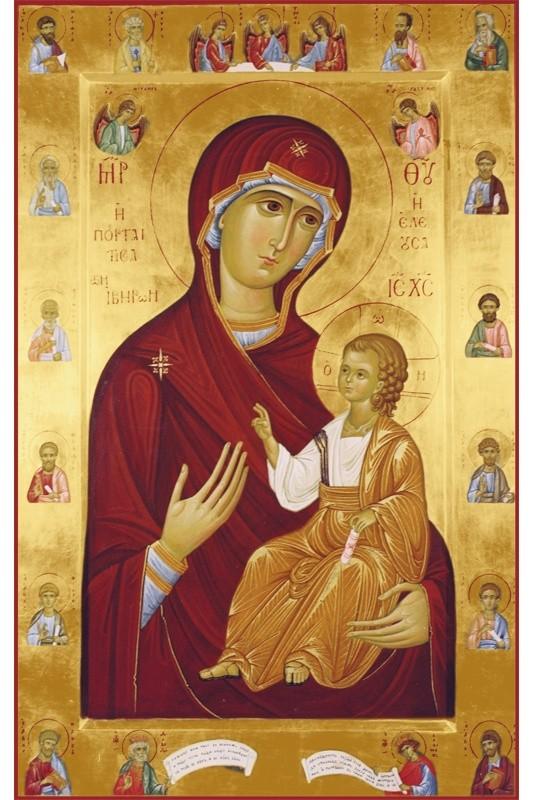 Иверская икона Божией Матери: www.pravmir.ru/rasskaz-ob-iverskoj-ikone-bozhiej-materi