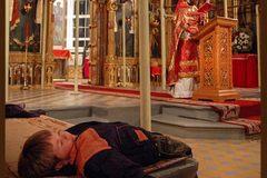 Ошибки в церковном воспитании детей