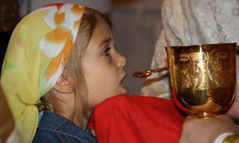 Почему вино — Кровь Христова, а хлеб — Его Тело