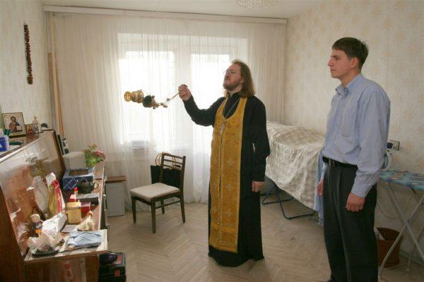 Освящение квартиры или дома – зачем мы это делаем?