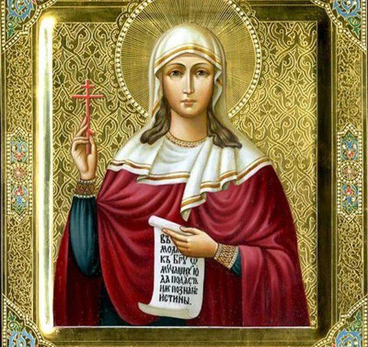 Святая мученица Татиана — 25 января день памяти: житие, икона, молитва