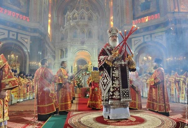Пасхальное Богослужение: все о Пасхальном Богослужении